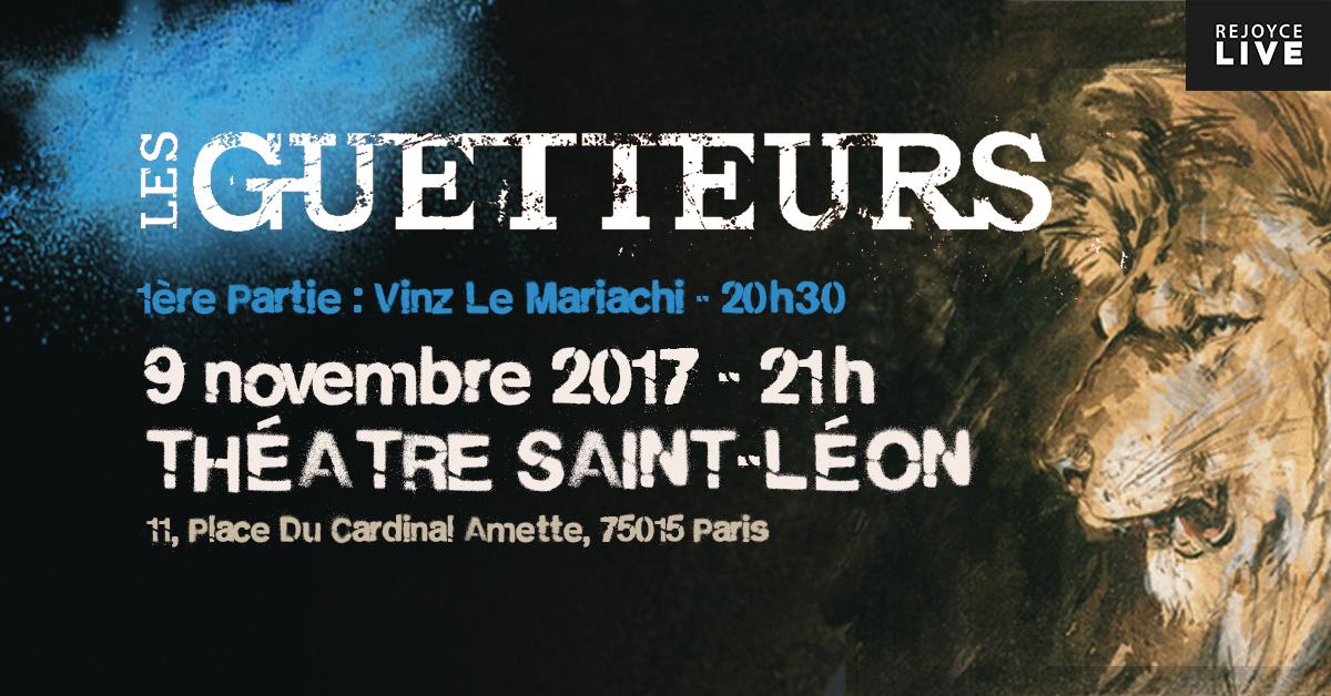 Les guetteurs St Leon