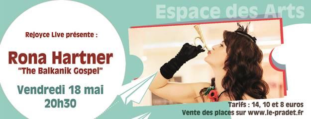 RONA HARTNER @ Le Pradet